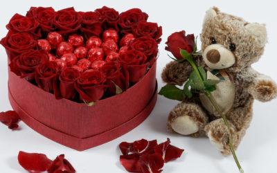 5 bonnes raisons d'offrir des fleurs pour la St Valentin