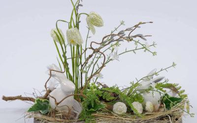 Achetez vos fleurs de Pâques à Woerth