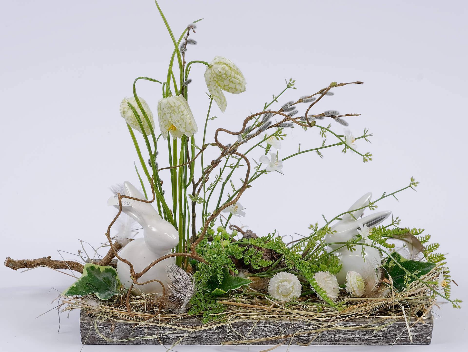 fleurs de Pâques à Woerth